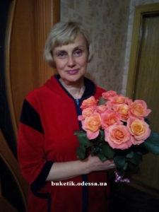 цветы в Одессе