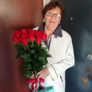 букет 15 импортных красных роз