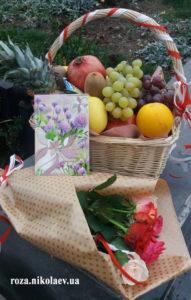 подарки и цветы николаев