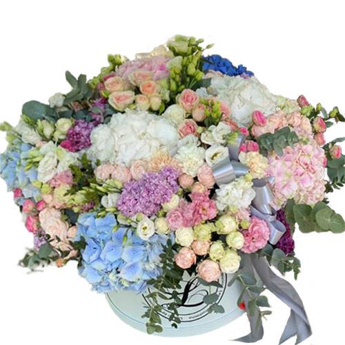 цветі в шляпной коробке Счастье любой ценой