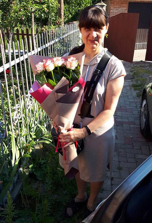 Букет роз с доставкой в Николаеве